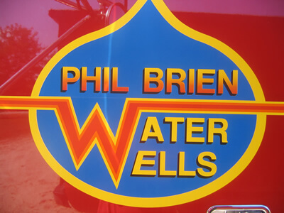 Phil Brien Water Wells logo