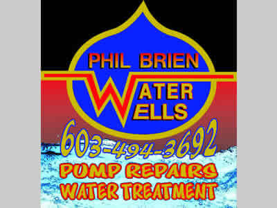 dark Water Wells logo